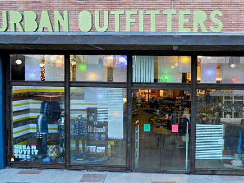 Urban Outfitters Houston TX